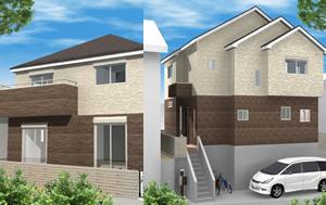 挑戦する戸建賃貸住宅